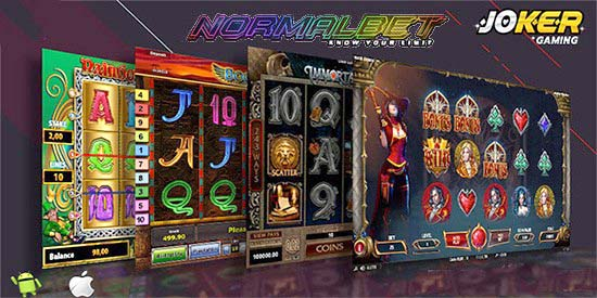 JUDI SLOT JOKER123 TERBARU GAME ONLINE INDONESIA